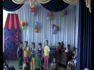 МУХА ЦИКОТУХА .мюзикл(неполная версия),группа Пластилин. 2014.