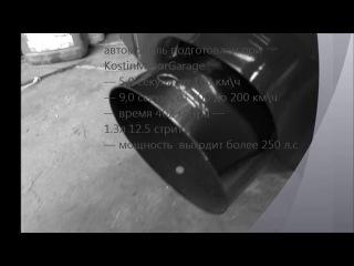 Лада Калина хэтчбек 13 16v turbo ET 12