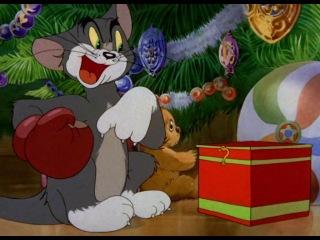 3. Ночь перед Рождеством | Том и Джерри | Золотая Коллекция | 1940-1948 | HD