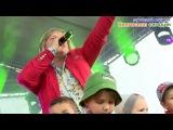 Певец Виктор Салтыков. Серия концертов в День города Кингисепп, 2014 год. (full HD качество)