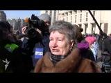 На Манежной площади в Москве задержали два десятка сторонников Алексея Навального