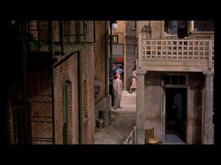 Окно во двор / Rear Window. реж. Альфред Хичкок (1954)