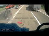 Ужасная авария на трассе в Краснодарском крае