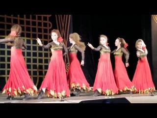 Степ-группа Revival-Испанское фламенко(Gaita)