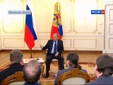 Пресс-конференция Путина по Украине (полная версия) от 4.03.14.