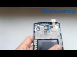 Дисплейный модуль для LG G3 D855 оригинал