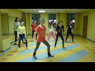 Max Barskih - Hero.In, street jazz choreography by Alyona Energy