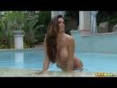 Alison Tyler - Sheer Pink Micro Bikini (2014) HD