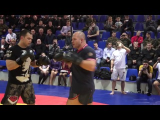 ������� ������� ������ ����������� (striking by Fedor Emelianenko) ! ������� ����� MMA. ����� 2