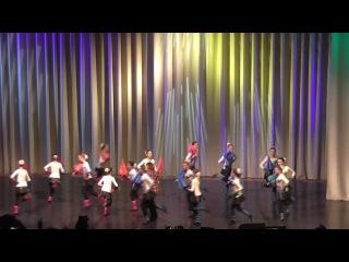 XVlll Московский фестиваль детского творчества