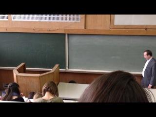 Кротов А. А. Лекция по философии экзистенциализма 11.03.2014