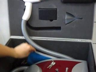 Видеообзор лазера для удаления татуировок YL-V2