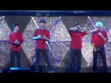 "[FANCAM] 140411 EXO - Don't Go  @ Greeting Party in Japan ""Hello!"""