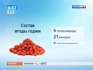 Телеканал Россия про ягоды Годжи.  http://vk.com/king_joy   Чайная компания