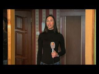 Репортаж г.Заволжье у Евгения дома. Спасибо телеканалу Домашний и Перец!