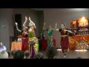 6 Танец Лайбу - распускающийся бутон цветка. Театр индийского танца Парампара под руководством Музы Рихвановой