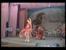 А-1352,(в/ч 61798), Кан-кан, исп. младшая танцевал. группа , март , 2004г.(архив)