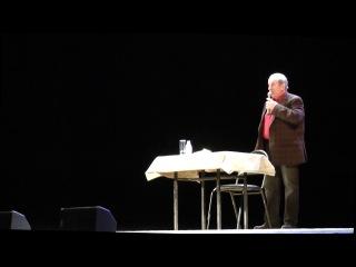 «После нас хоть потоп». Творческий вечер Михаила Веллера в Санкт-Петербурге (06.04.2014)
