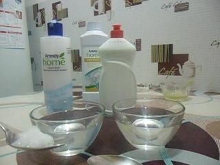 Моющее средство для посуды DISH DROPS от АМВЭЙ.