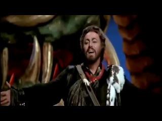 Luciano Pavarotti - Turandot - Puccini - Nessun dorma - Yes Giorgio (1982)