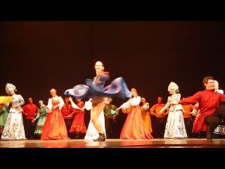 Ансамбль Березка - Калинка-Малинка ( Русские народные танцы, очень красиво танцуют вприсядку, хороводы, русская пляска, пляски-импровизации, игровые танцы)
