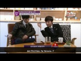 tvN E news Interview Bot- Roy Kim & Jung Junyoung [рус.саб]