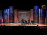 Brotherhood - Canada (Gold Medalist Varsity) @HHIs 2013 World Hip Hop Dance Championship Finals