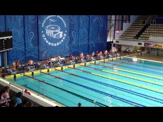 Чемпионат и Первенство Москвы март 2014 Тумольский И 50 м вс