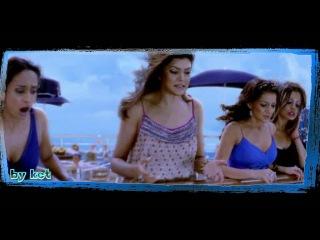Shahrukh Khan & Sushmita Sen