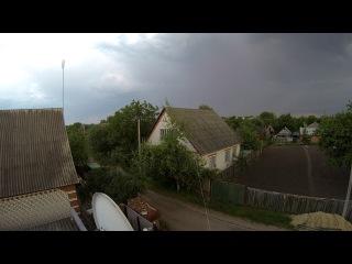 Блискавки в Зінькові