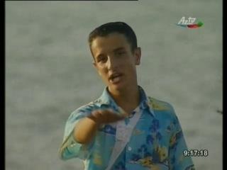 Sensen Xezer Aybeniz Hashimova и вокальная группа