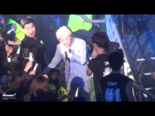 [FANCAM] 140523 Suho Solo @ EXO FROM EXOPLANET #1 - THE LOST PLANET DAY 1