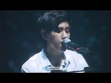 [FANCAM] 140525 Baekhyun Solo @ EXO FROM EXOPLANET #1 - THE LOST PLANET DAY 2