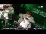 PERF | 140311 | BTS - Boy In Luv @ MTV The Show