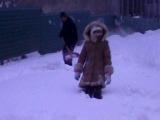 Когда было много снега!!:-D♥