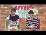 [RUS SUB] After School Club #30 Guest BOYFRIEND