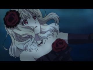 Diabolik Lovers / Возлюбленные Дьявола 10 серия [Nuriko & Metacarmex]