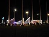 Олимпийский Сочи Шайба Айсберг болельщики Олимпийский парк