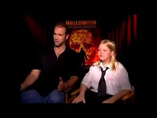 Daeg Faerch talk Halloween