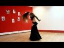 Юлия Ахмедова восточный танец