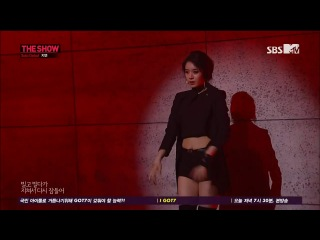 [PERF] 140527 JiYeon - 1 Min 1 Sec @ MTV The Show