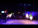 Тайланд. Фаер-шоу на Пхи Пхи Доне 1