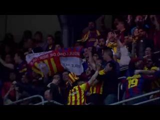 Обзор матча Реал Мадрид 3-4 Барселона (23/03/14)