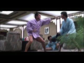 Джеки Чан - Jackie Chan - Час пик 1,2,3 - неудавшиеся дубли