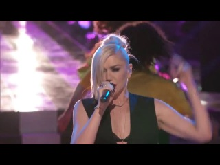 Gwen Stefani & Pharrell Williams - Hollaback Girl (The Voice Live 05/05/2014)