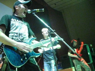 Концерт ПУРГЕН Ноябрь 2007 2