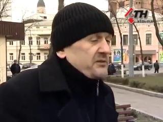Братуха из Харькова отжигает! Нам в Крыму такие парни нужны!-)