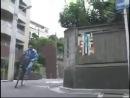 Секси-школьницу отшлёпал маньяк в японском фильме
