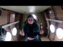 Мой первый прыжок в тандеме с высоты 2200 метров Инструктор Сергей Подчувалов видео оператор монтаж Александр Фомин 11 мая 2014 Ялуторовск