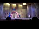 Амонд. танец с кинжалами